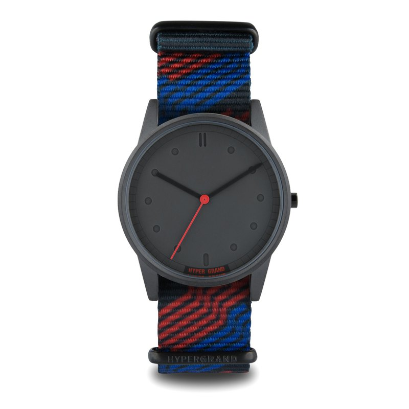 "HYPERGRAND - 01 Basic Series - ""HOLIDAY"" BYLINE Urban Railway Watch"