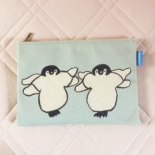 Flat pouch of birds that looks like fun