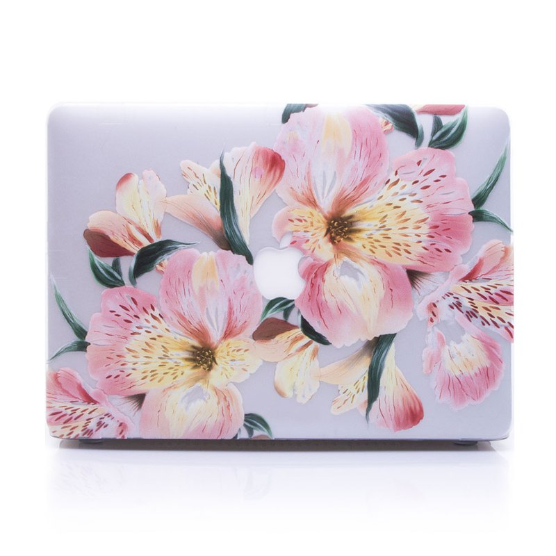 Slick Case Macbook Case - Burgeon Floret