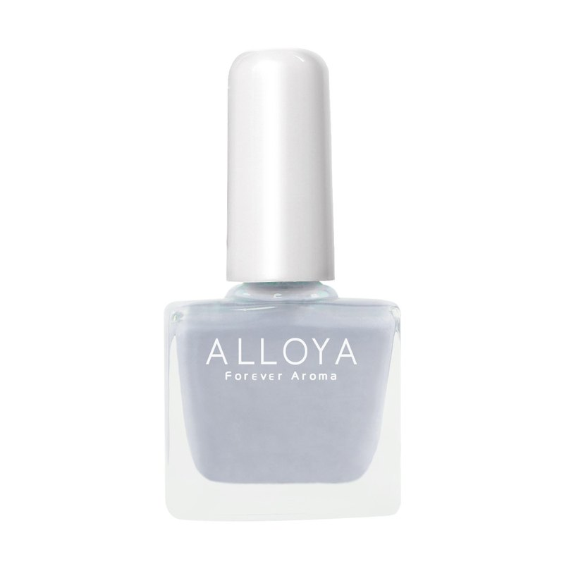 Water-based non-toxic finger color 136 blueberry macaron / long-lasting + quick-drying