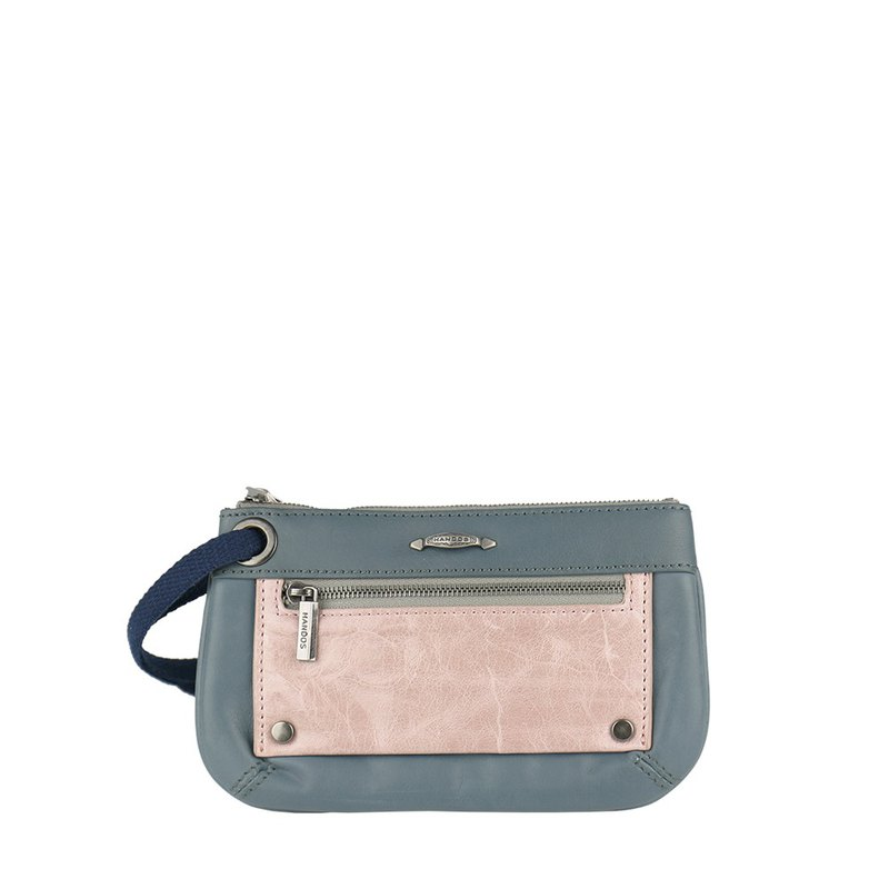 [HANDOS] Bracelet Romantic Light Clutch - Blue Grey