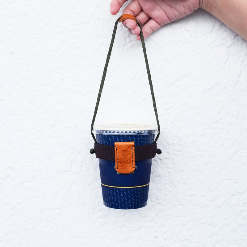 Environmentally friendly beverage bag [love the earth bag this go]