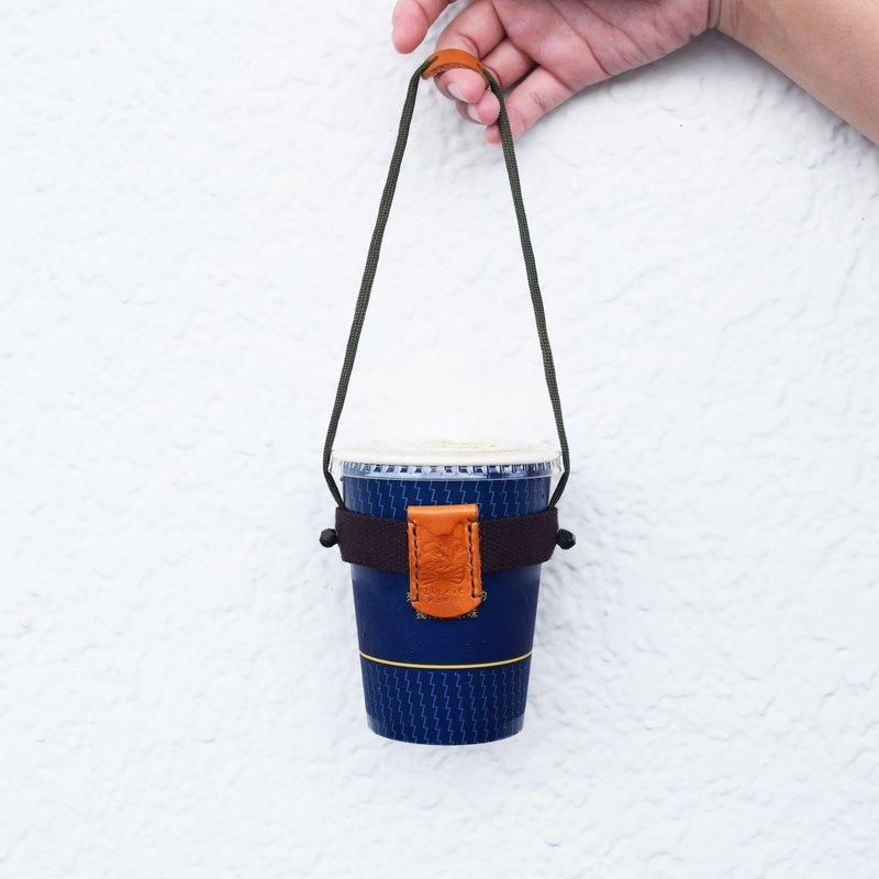 環保飲料提袋【愛地球 袋這走】