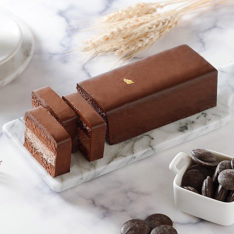 【82%比利時巧克力慕斯蛋糕】蘋果日報母親節蛋糕評比季軍