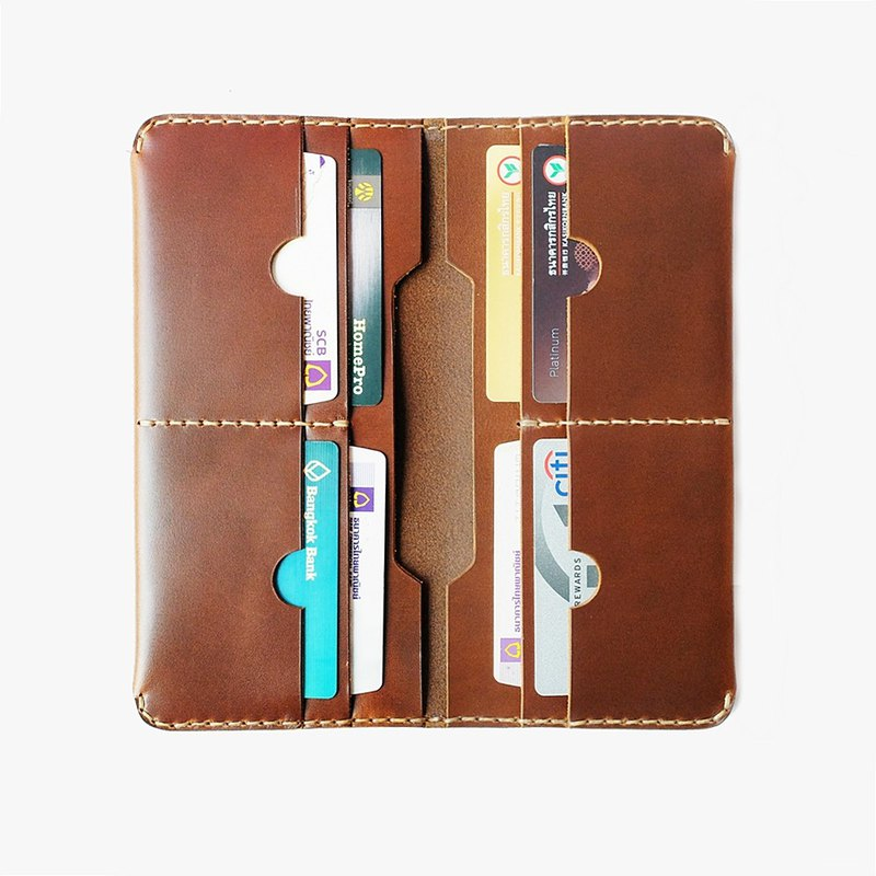 Smart Wallet Multi purpose Genuine leather New2018