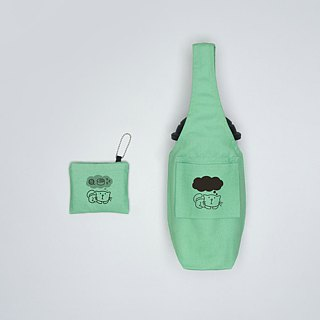 YCCT Eco-Friendly Beverage Bag Cover - 喵星人-专利收收 Not afraid to forget