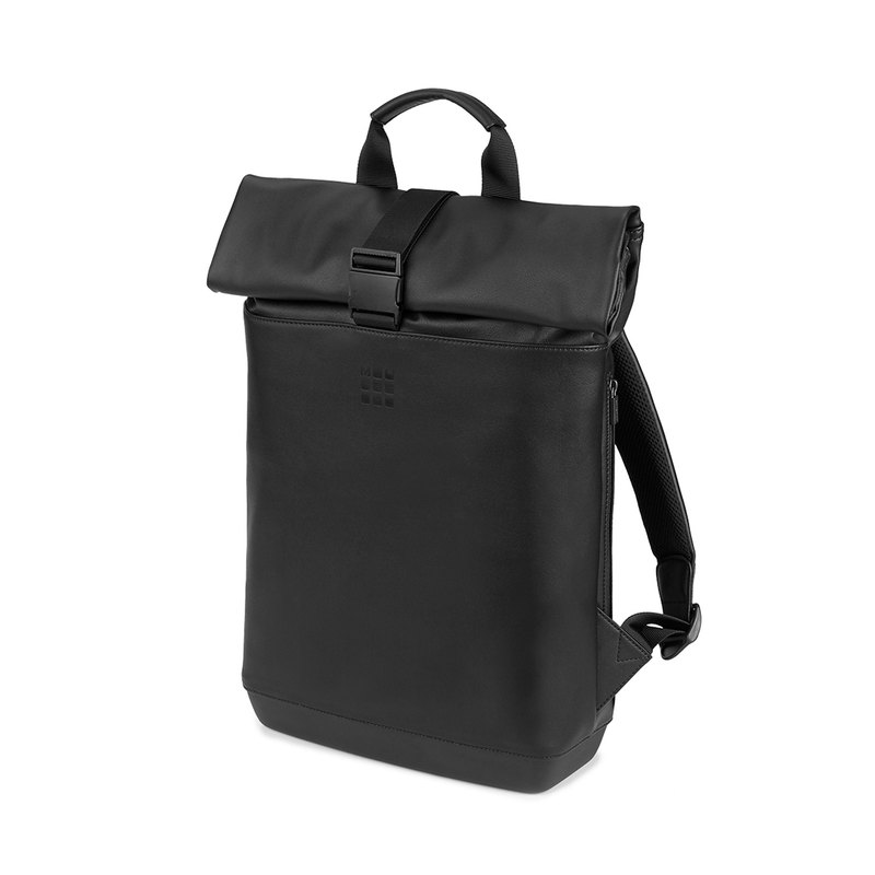 Year-end Surprise Classic Roll-Up Backpack-Black