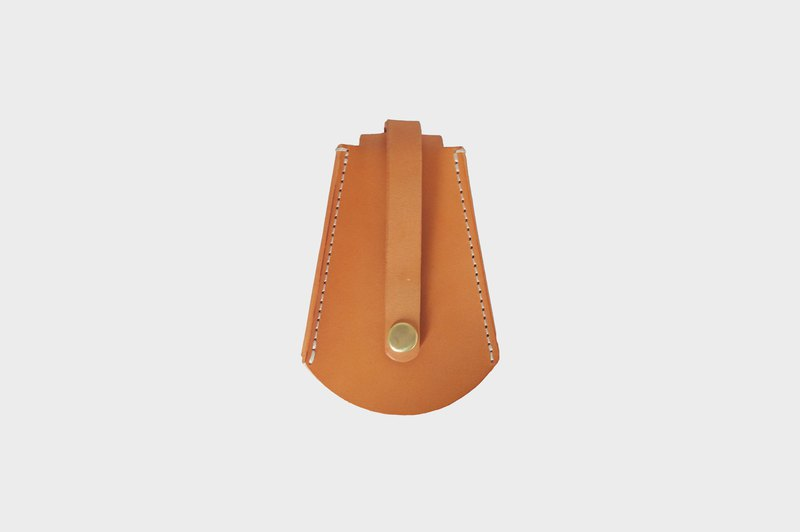[Handmade Course-Bell Key Case] Handmade Leather Goods | Accessories | Key Case