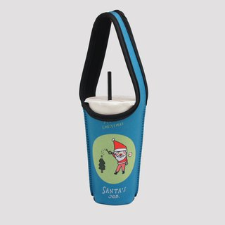 BLR beverage bag cold insulation and anti-collision Magai's Christmas limited TI36