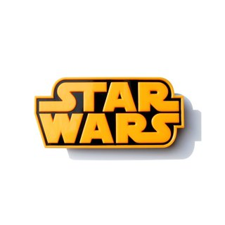 3D Light FX - Star Wars Logo