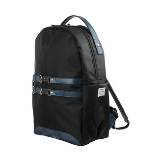 AMINAH-Lizard Blue Light Ride Backpack [am-0305]