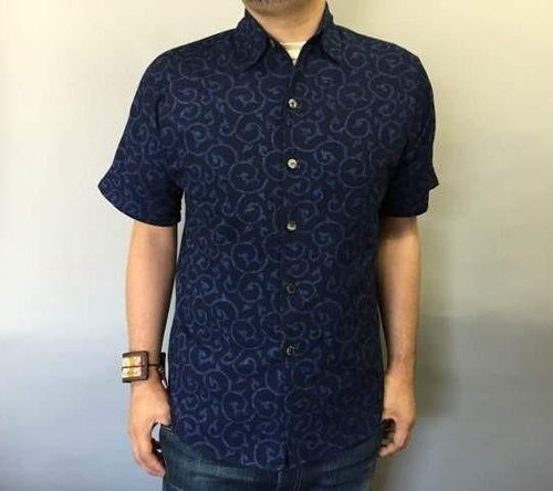 Auspiciousness Yu Ai shirt (medium arabesque) Discharge