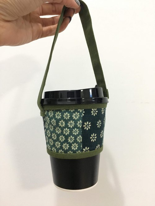 Beverage bag / Japanese style and style