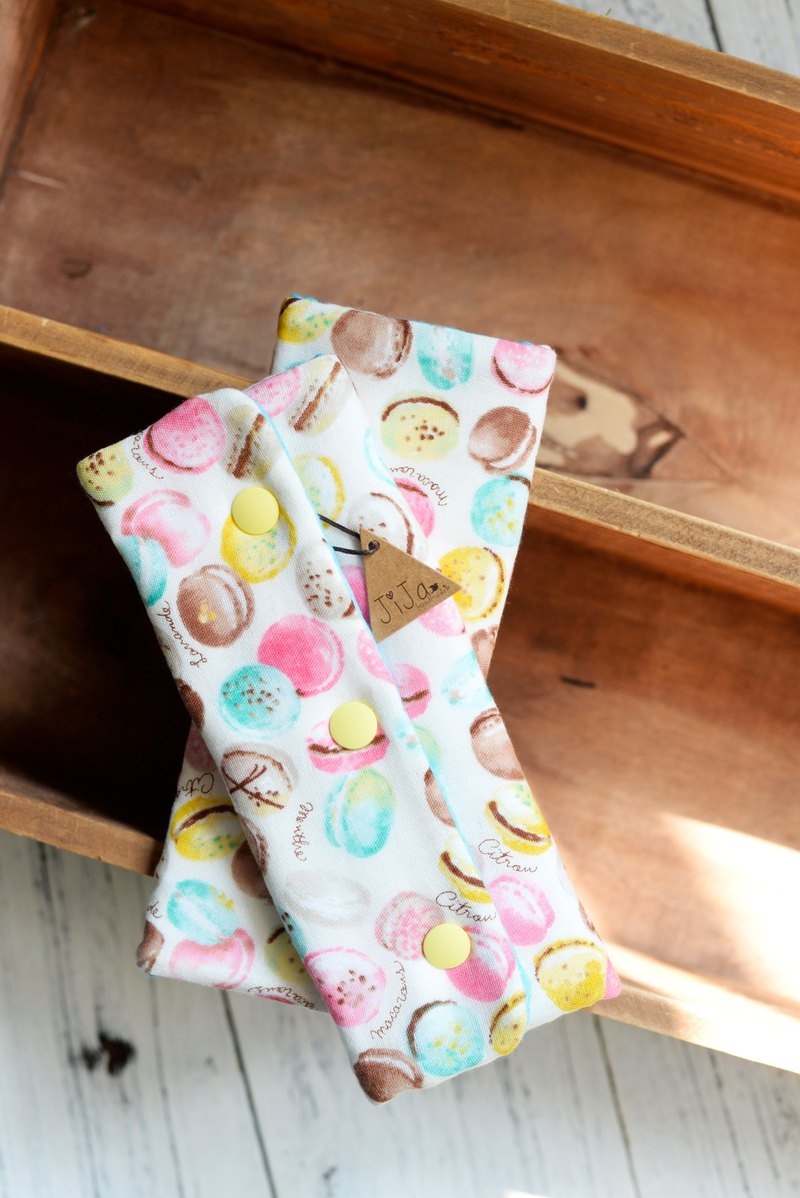 JIJA's Handmade Babies CAR Strap Cover Set