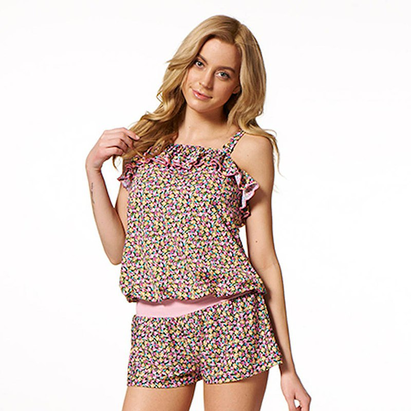MIT Girls Two-Piece Jumpsuit Swimsuit