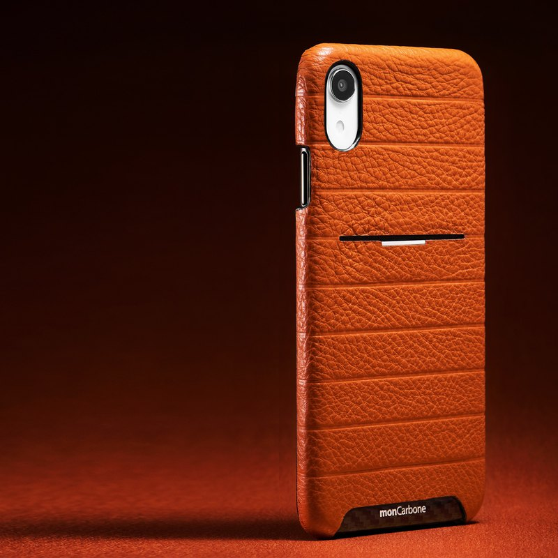 STYLISH LEATHER POCKET CASE  iPhone XR