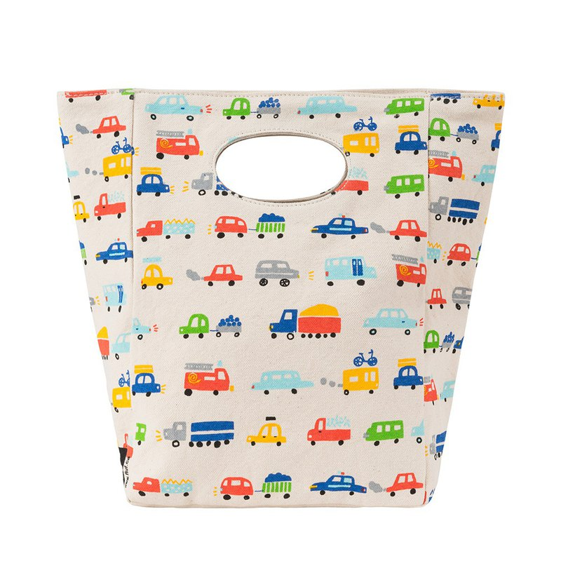 【Canadian Fluf Organic Cotton】Handbag--(Baby Car)