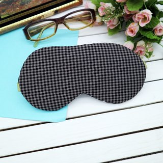 Thousand-bird adjustable eye mask gift bag sleep mask