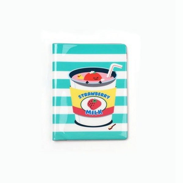 Everymonster elf burglar passport holder 03.Tomy milk bath