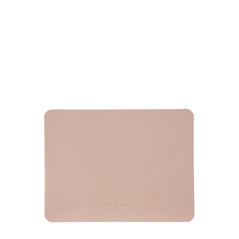 OF SOUND MIND Mouse Pad _Duaty Pink / Light Pink