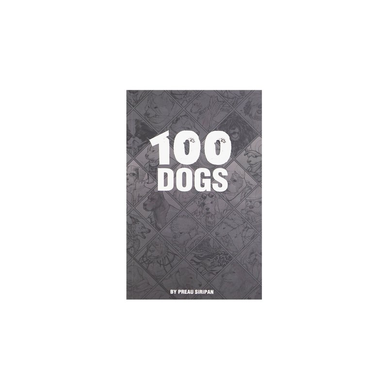 The Greenread book 100 dogs