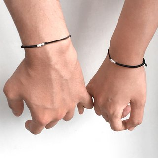 Side Couples Bracelet | Side Love Bracelets | BF & GF Bracelets