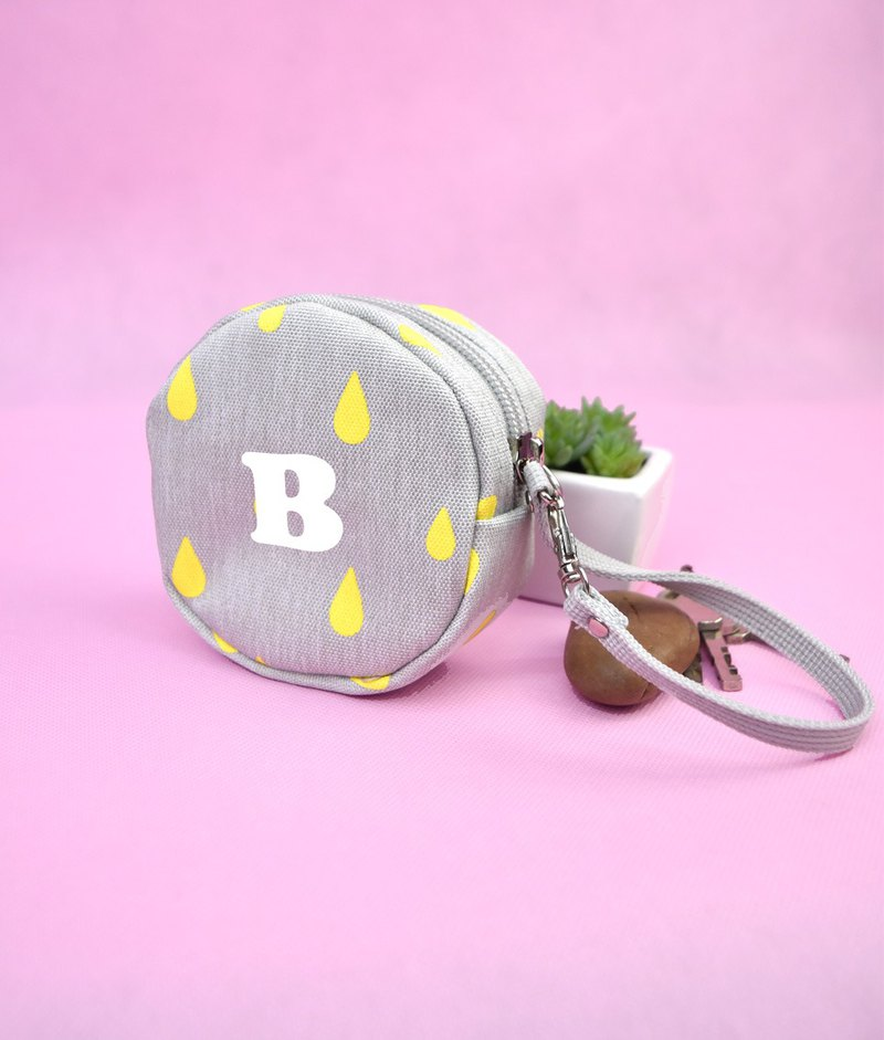 coin pouch, coin purse,customize your name on the pouch