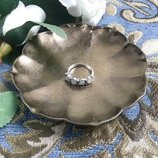 Elegant imitation stone antique ring BLA119