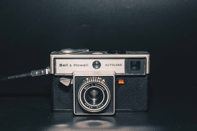 BELL & HOWELL AUTOLOAD 40mm F3.5  底片相機