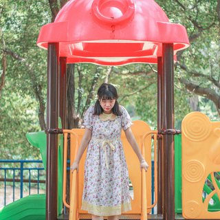 Bear doll dress dress