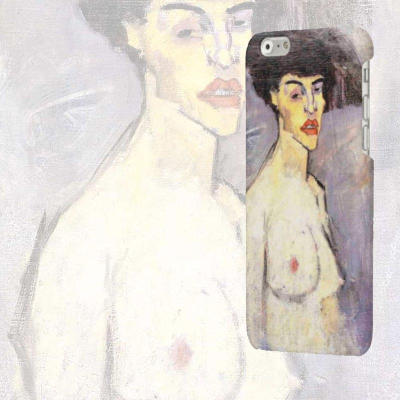 iPhone case Samsung Galaxy Case Phone case hard plastic Egon Schiele art nude 80