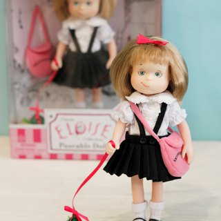 The last set of spot Elois dolls (original carton products) can wear Blythe short cloth