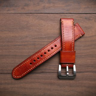 [NS handmade leather goods] leather strap handmade strap custom strap