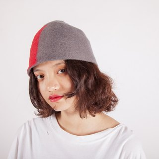 Ke people original handmade Baotou cap men and women common spring and autumn warm pure wool wool hat Japanese Zen leisure