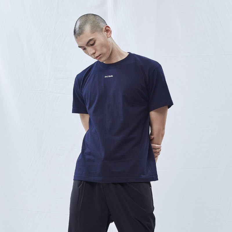 DYCTEAM 基礎系列 | Embroidery Logo Tee(DB)