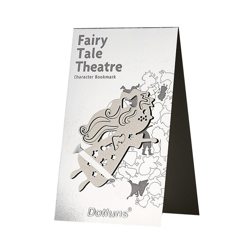 Fairy Tale Stage Role Bookmark / Wendy