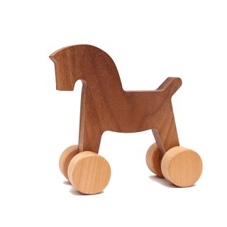 Trojan / push toy / children push toy (free engraving name)