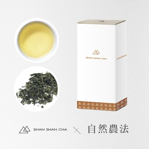 [Mountains came to tea] natural farming method Cuiyu green tea tea supplement package (100g / box)
