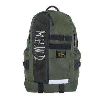 Matchwood design Matchwood Alpha Backpack High storage function Best strap Damping system Army Green models