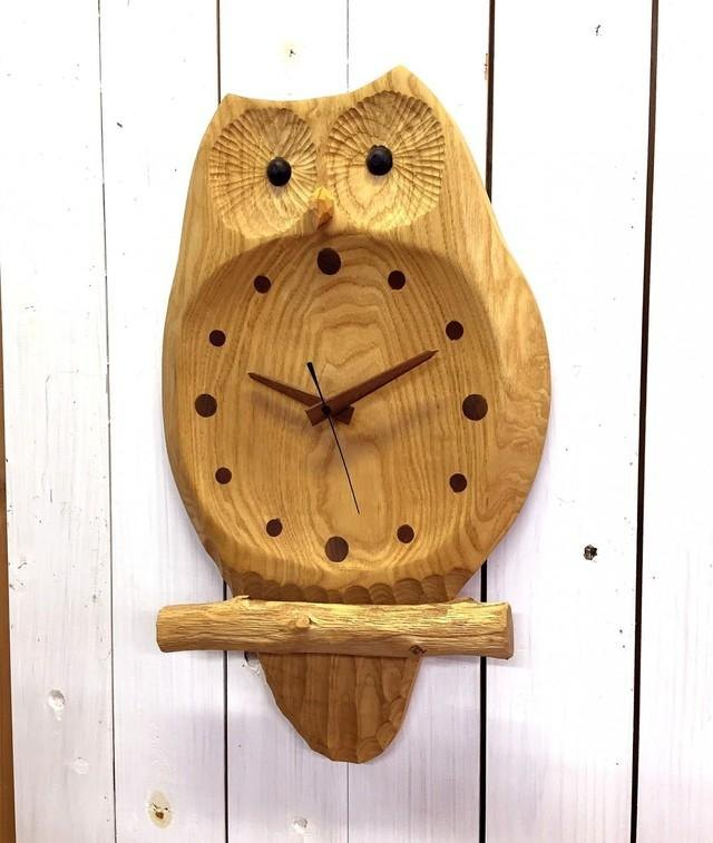 Clock Wake up of the Owl
