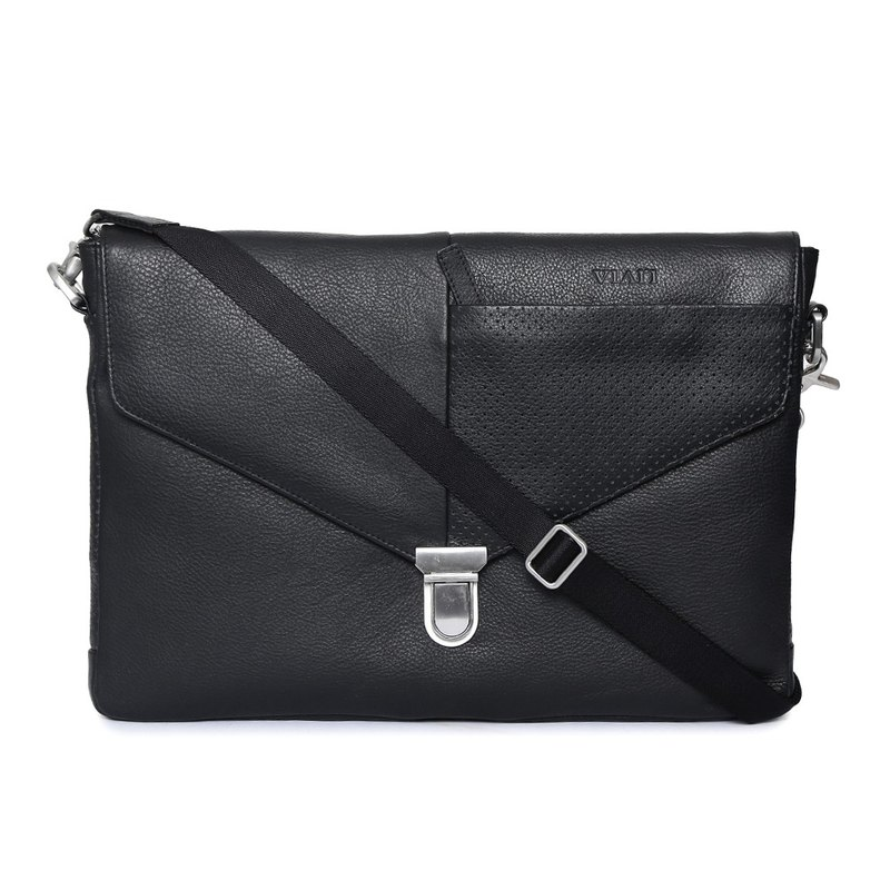 Clayley Oculus Sleeve (Laptop/ Document Leather Sleeve)