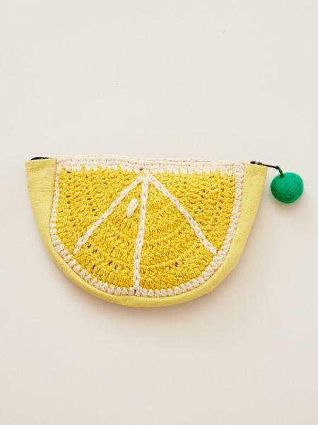 Juicy Fruits Purse