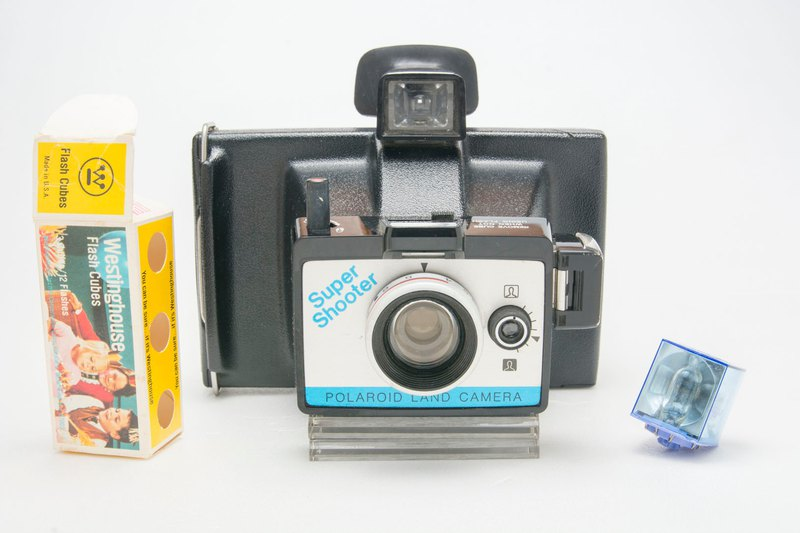 1975-1977 POLAROID Super Shotter
