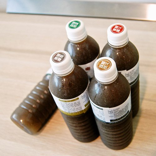 Black fungus dew │ vegan low card drinks x 90 vials (600ml) x 10% off free shipping