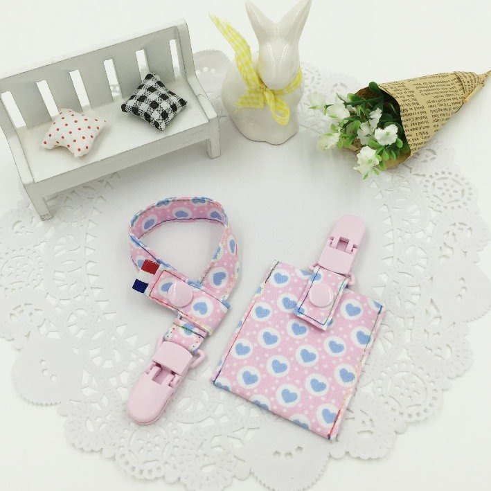 C54-Pacifier chain + Pingfu bag value concession set Miyue must vanilla pacifier to send name