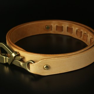HEYOU Handmade - Sailor Belt sailor leather belt (primary color)
