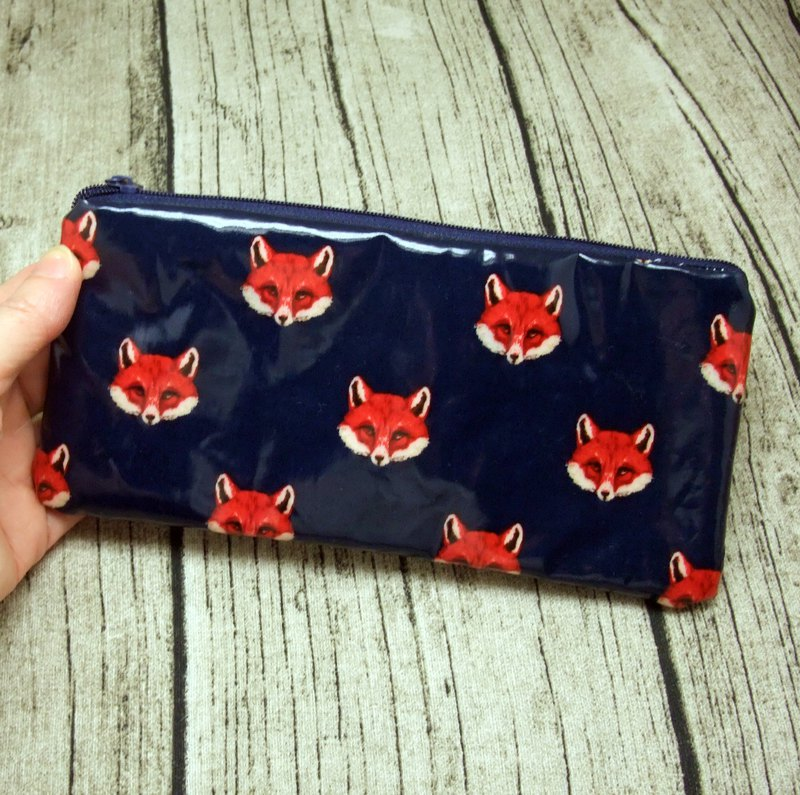 Large Zipper Pouch, Pencil Pouch, Gadget Bag, Cosmetic Bag (ZL-68)