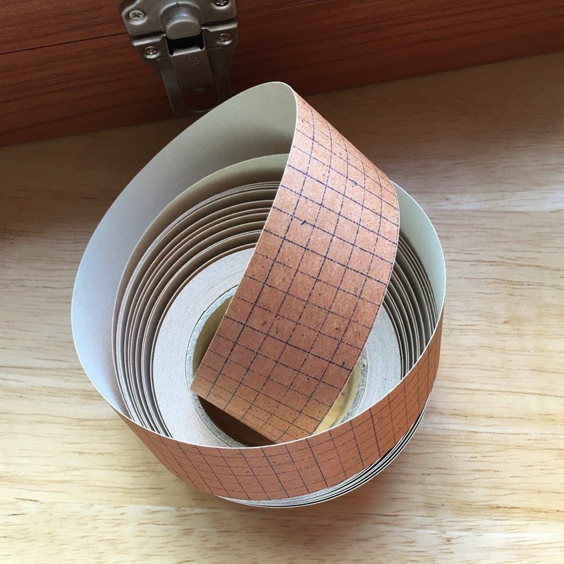 Kurashiki intention x Inoue kraft paper tape [30mm Qing Fang Yan (45213-02)]