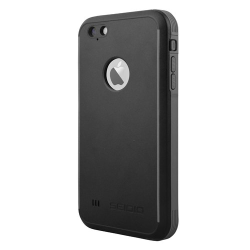 Waterproof Case / Case for iPhone 6 Plus / 6s Plus - Ironham Black-OBEX® Collection