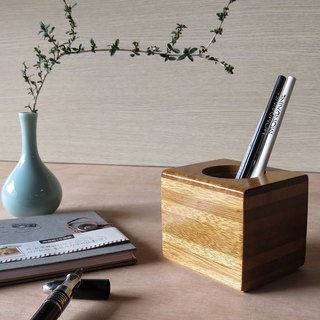 HO MOOD wood fight series - Melaleuca wood pen holder